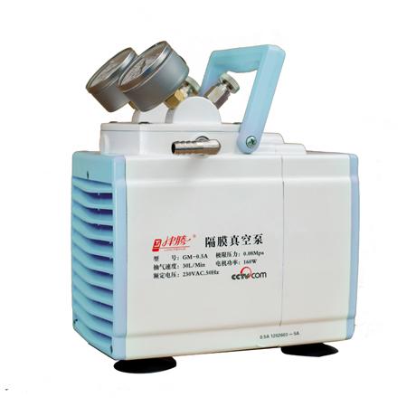 天津津腾GM-0.5A型隔膜真空泵