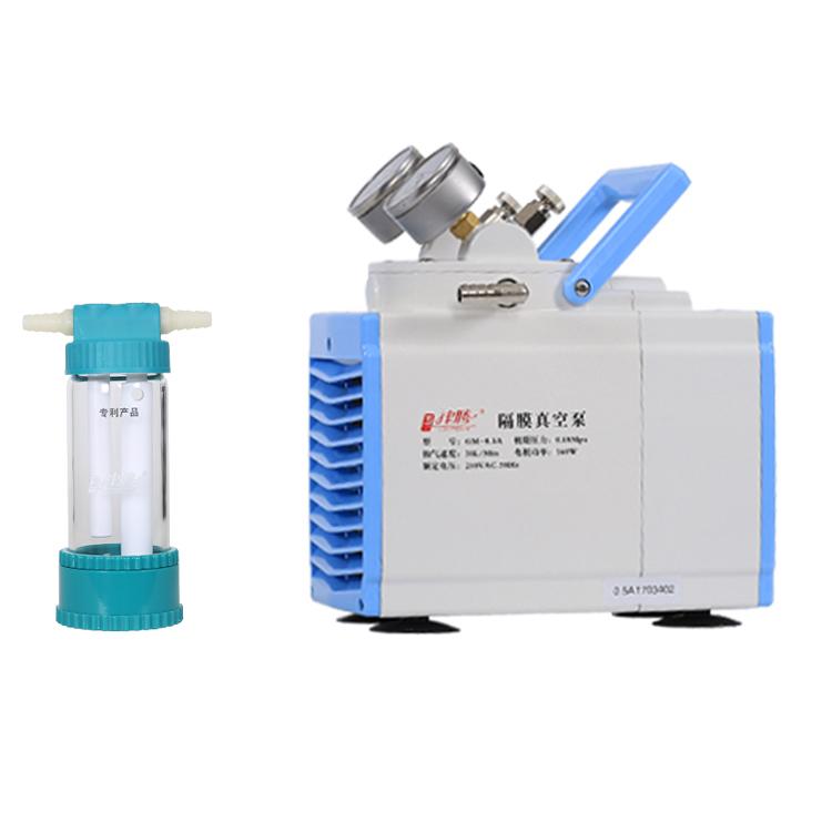 津腾GM-0.5A两用型隔膜真空泵_天津市津腾实验设备有限公司
