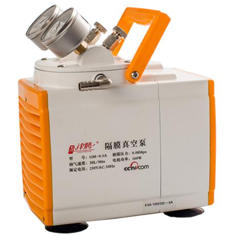 天津津腾GM-0.5A隔膜真空泵(防腐型)