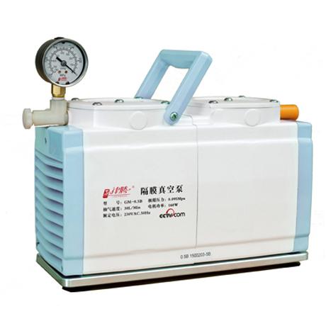 天津津腾GM-0.5B型隔膜真空泵