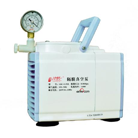 天津津腾GM-0.33A型隔膜真空泵